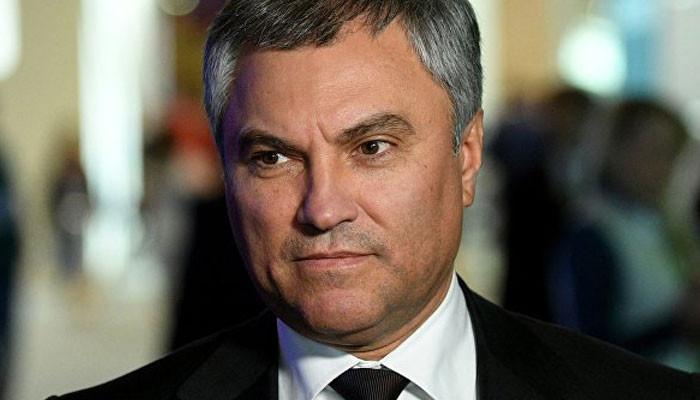 Володин призвал не допустить обострения ситуации в Нагорном Карабахе