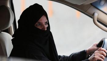 В Саудовской Аравии появились женщины-таксисты