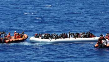 Migration is threat to EU free travel area, says Italian prime minister