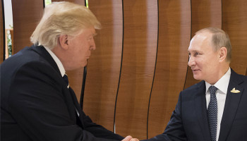 Trump and Putin choose Helsinki for first summit meeting