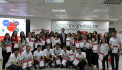 "8th group of ""VivaStart"" program's graduates awarded with certificates of completion. VivaCell-MTS"