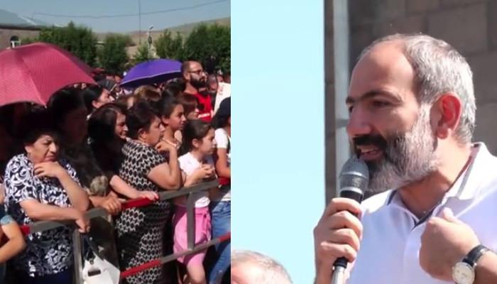 «Ժողովուրդ-կառավարություն հակամարտությունն այլևս չկա. մենք մի մարմին ենք». վարչապետ