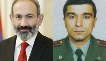 ՀՀ ռազմական տեսուչի տեղակալը շտապ հրավիրվել է Նիկոլ Փաշինյանի մոտ