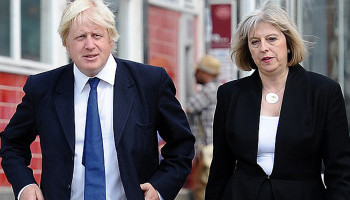 Boris Johnson in firing line as Theresa May claims Brexit victory at Chequers