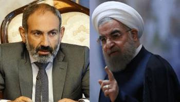 Հասան Ռոհանին վարչապետ Նիկոլ Փաշինյանին հրավիրել է Իրան