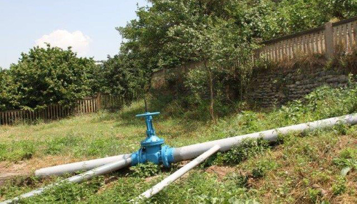 Irrigation system launched in the borderland village of Dovegh