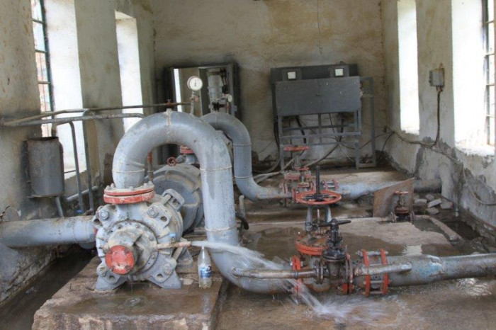 Սահմանապահ Դովեղ գյուղում գործարկվել է ոռոգման ջրի համակարգ. ՎիվաՍել-ՄՏՍ