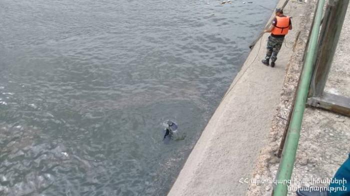 Շամիրամի ջրանցքում հայտնաբերվել է 2001թ. ծնված քաղաքացու դի