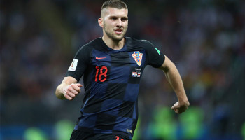 The football team of Croatia repaid loans 500 residents of his village