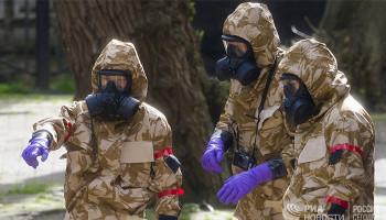 Россия потребовала назвать имена подозреваемых в отравлении Скрипалей