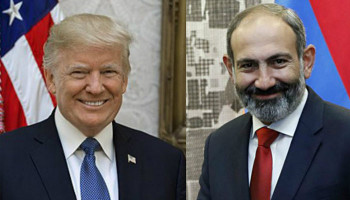 Armenian Caucus Calls for Trump-Pashinyan Meeting