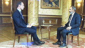 Pashinyan's Exclusive English-language Interview to Air on Al Jazeera