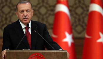 E rdoğan'dan ABD'ye çok sert tepki