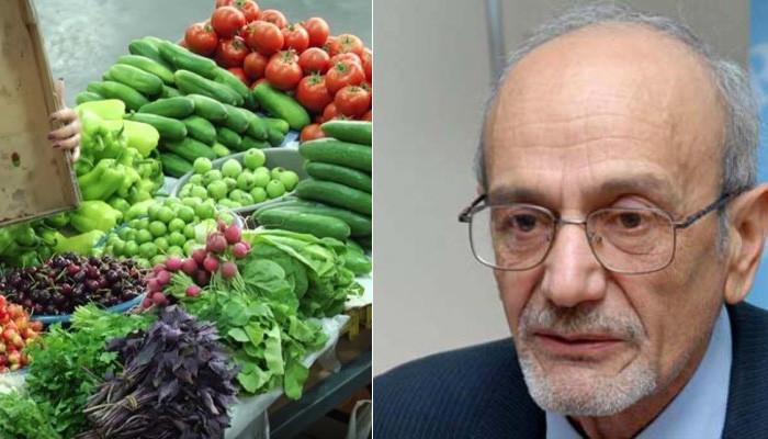 Շուկայում բանջարեղենի աննախադեպ բարձր գներ են, իսկ Արմեն Պողոսյանը գնանկումից է խոսում
