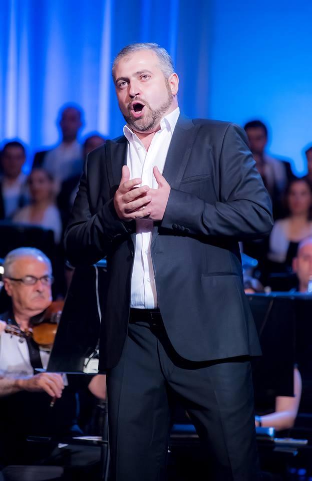 Հայ օպերային երգիչ Հայկ Տիգրանյանը մասնակցել է Գերմանիայի «Ռեզիդենշպիլե Դարմշտադ» միջազգային փառատոնին