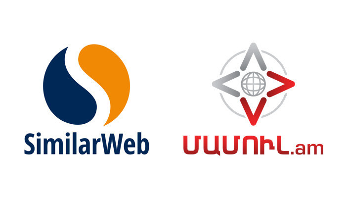 12 million page views. According to SimilarWeb, MAMUL.am ranked second place among the most visited media in Armenia