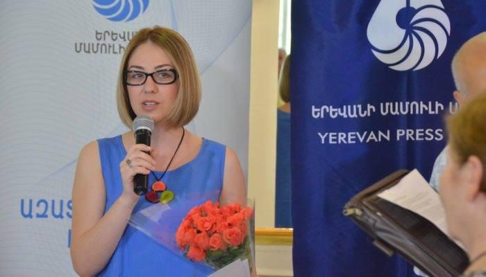 «Խոզանոցի ու առնետանոցի վերածեցին Երևանը». Նարինե Ղալեչյան
