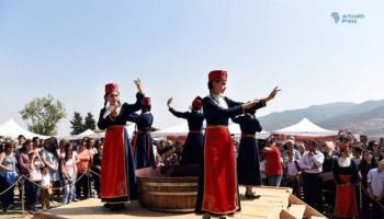 Հադրութի շրջանի Տող գյուղում կկայանա Արցախյան գինու հինգերորդ փառատոնը