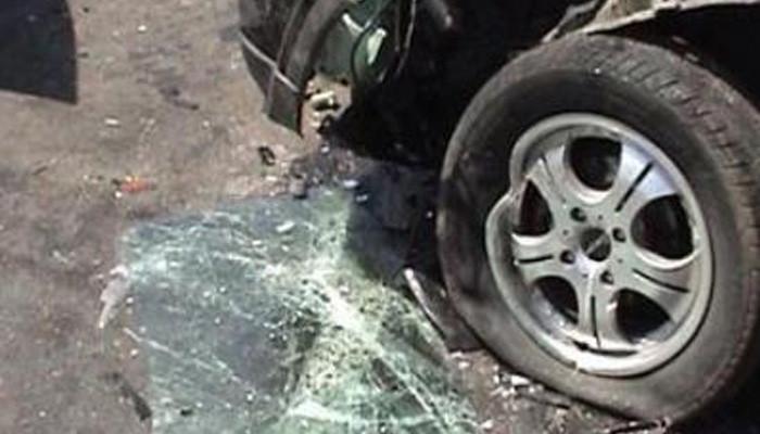 Ավտովթար՝ Իսակովի պողոտայում. ուղևորի դին հայտնաբերվել է ավտոմեքենայից 3 մ հեռավորության վրա