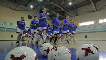 Ֆուտզալի Հայաստանի կանանց հավաքականը մեկնեց Մոլդովա