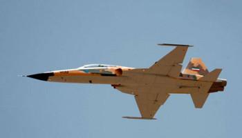 Иран представил первый истребитель собственного производства