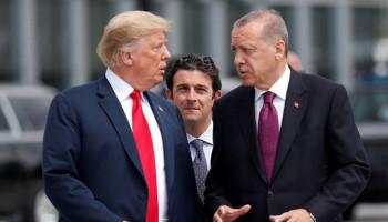 Trump: Türkiye'ye hiçbir şekilde taviz verilmeyecek