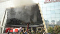 Fire kills 18 at resort hotel in China's northeas