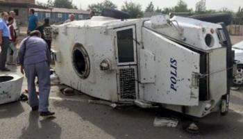 Թուրքիայում զինվորական մեքենա են պայթեցրել