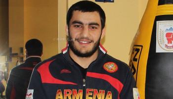 Նարեկ Մանասյանը Թուրքիայում ոսկե մեդալ նվաճեց