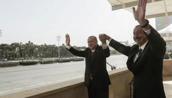 Erdoğan: Karabağ sorununun çözülmesi, Ermenistan'la ilişkilerimizin düzelmesinin olmazsa olmaz şartı