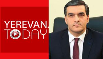 Արման Թաթոյանը` Yerevan.today-ի խմբագրությունում կատարված խուզարկության մասին