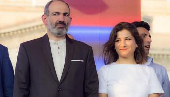 "Mariam Pashinyan: ""Happy Independence Day to all of us"""