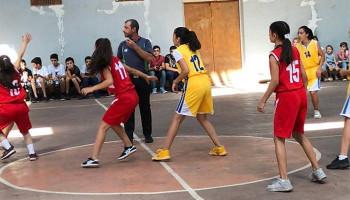 Մեկնարկել է բասկետբոլի մինչև 14 տարեկան աղջիկների Հայաստանի առաջնությունը