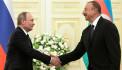 Путин в Баку: большой кнут и маленький пряник