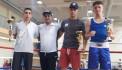 Բռնցքամարտ. Ղազարյանը՝ ոսկե մեդալակիր, Ներսիսյանը՝ արծաթե