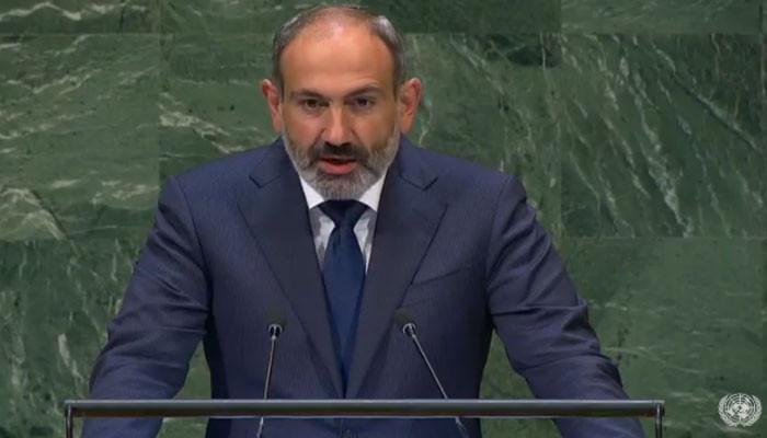 «Ադրբեջանը պետք է հրաժարվի ԼՂ հակամարտության ռազմական կարգավորման ցանկացած գաղափարից». Նիկոլ Փաշինյանի ելույթը ՄԱԿ-ի Գլխավոր ասամբլեայի նստաշրջանում