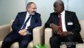 Նիկոլ Փաշինյանը հանդիպում է ունեցել Աֆրիկյան միության կոմիտեի նախագահի հետ