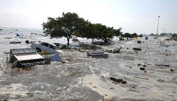 Indonesia earthquake – Almost 400 dead in Palu as massive tsunami strikes after huge 7.5 magnitude quake