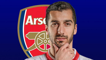Arsenal's Henrikh Mkhitaryan will not travel to Qarabag Europa League game