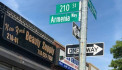"New York City inaugurates ""Armenia Way"" street in Queens"