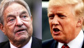 Trump repeats a George Soros conspiracy theory right before Kavanaugh vote