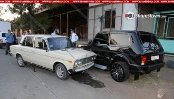 06-ի վարորդը մեքենան վարելիս հանկարծամահ է եղել, մեքենան դուրս է եկել հանդիպակաց գոտի և բախվել «Նիվային»