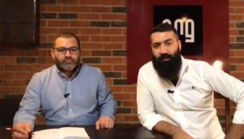 Մարալիկում հարձակվել են «Ադեկվադ» հաղորդման հեղինակների վրա (տեսանյութ)