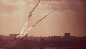 Rocket Fired From Gaza Hits Home in South Israel; 4 Treated