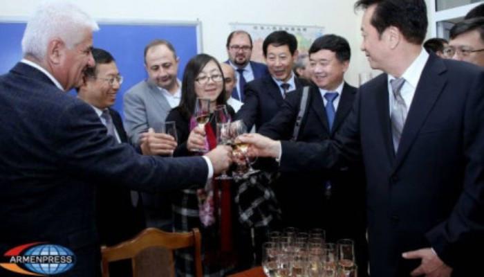 ԵՊՀ արևելագիտության ֆակուլտետում այսուհետ գործելու է չինագիտության կենտրոն