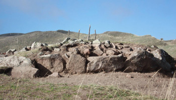 Դամբարանի պեղման աշխատանքներ՝ Քաշաթաղի շրջանում