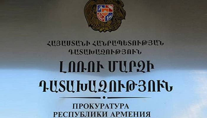 Լոռու մարզի դատախազը արձանագրված կոռուպցիոն չարաշահումների հարցով դիմել է մարզպետին