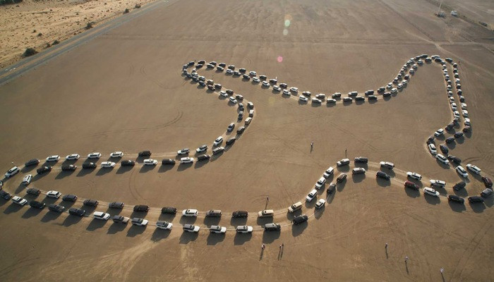 Nissan Breaks Another Guinness World Record with the Iconic Patrol Video