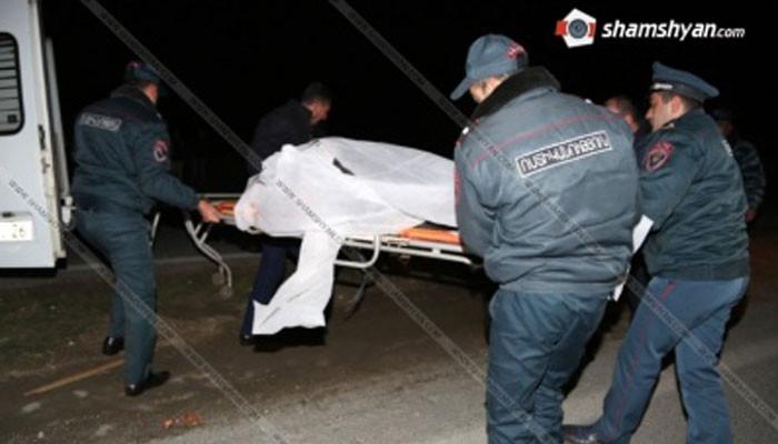ՊՆ գնդապետը վրաերթի է ենթարկել հետիոտնին, որը հիվանդանոցում մահացել է