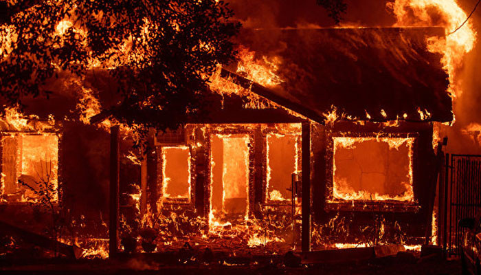 Paradise, California, 'pretty much' destroyed as raging Camp Fire prompts evacuations